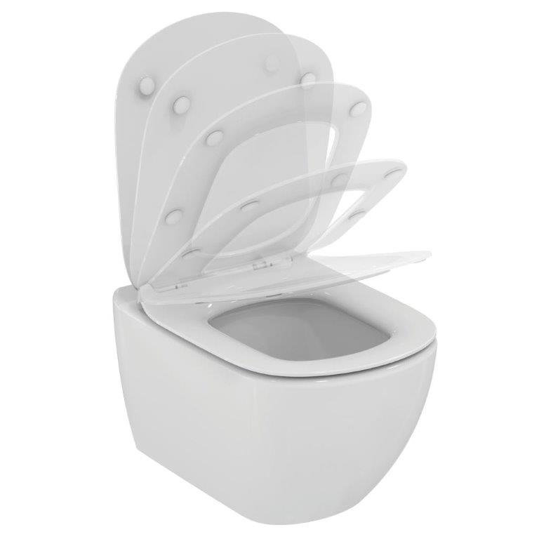 Wc deske - Pack toilette suspendu ...